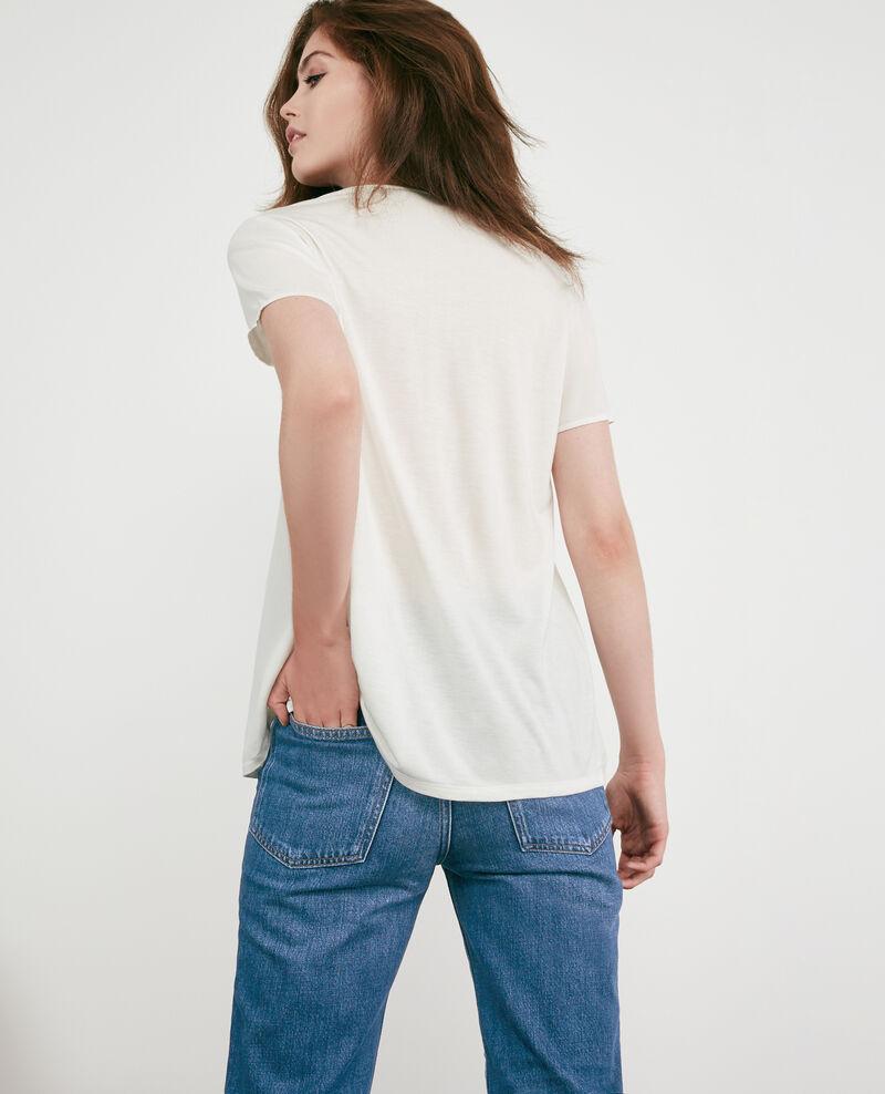 T-Shirt avec détails devant Off white Capoeira