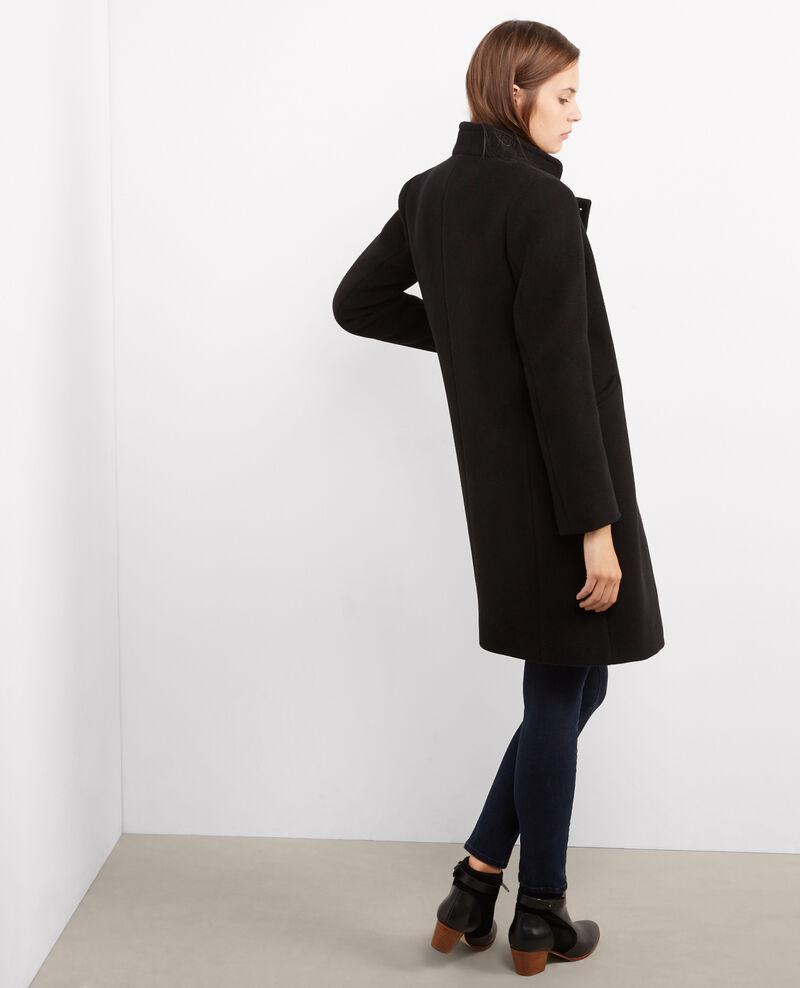 Manteau femme en soldes blouson comptoir des cotonniers - Manteau cape comptoir des cotonniers ...