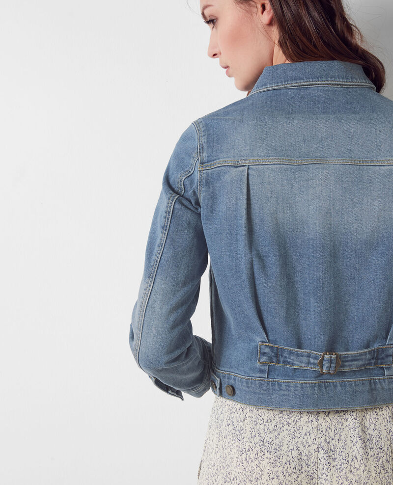 Denim jacket Blue denim Century