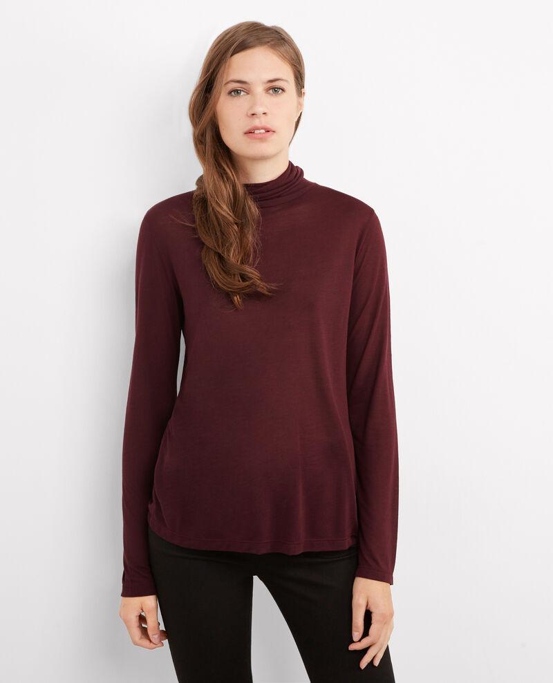 T-shirt à manches longues et col roulé Amore Bellatre
