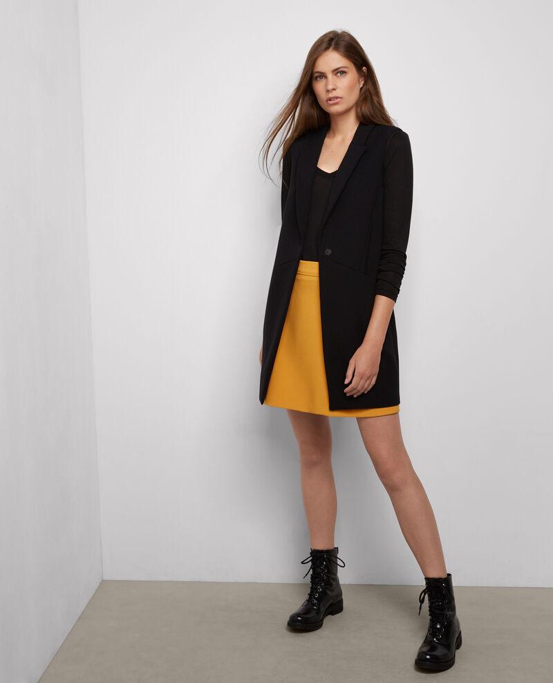 Falda corta estilo de los 70 Safron Bada