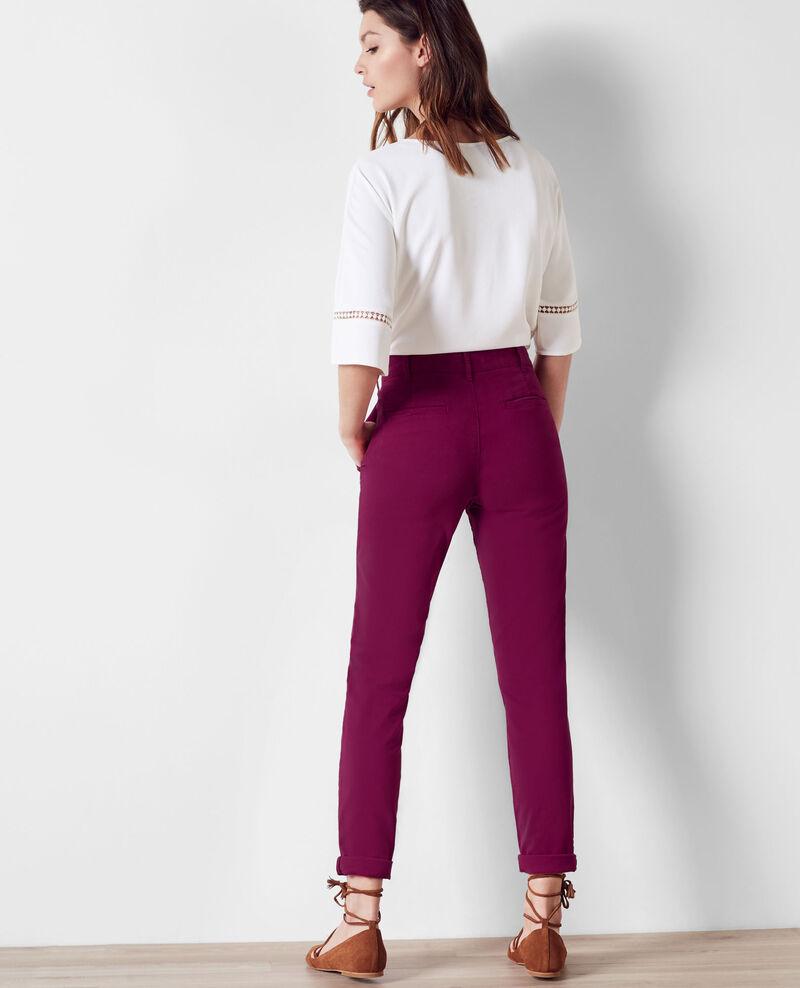 Pantalon chino Crimson Cedric