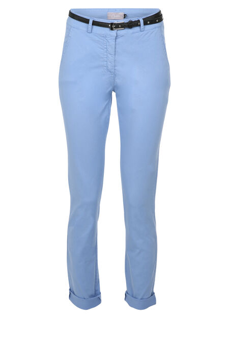Pantalon chino - Bleu