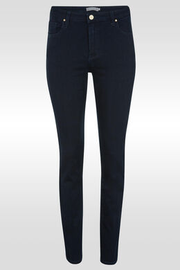 Jeans foncé slim, Dark denim