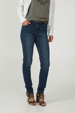 Slim jeans, Denim