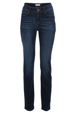 Push-up jeans, Denim