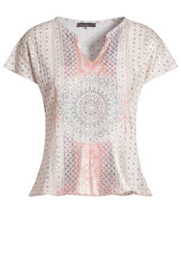 T-shirt, folie en studs,  | Cassis