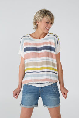 Gestreepte trui, Multicolor