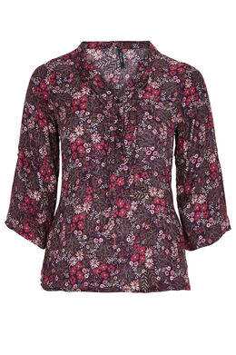 Bedrukt hemd Pruim