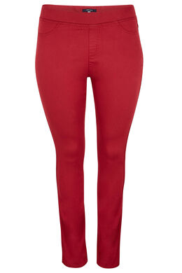 Effen jegging, Bordeaux