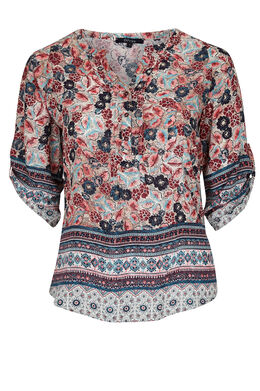 Bedrukt shirt, Blush