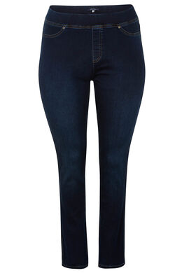 Jegging coupe slim en jeans, Denim