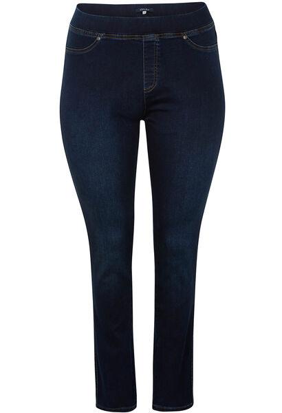 Jegging coupe slim en jeans - Denim
