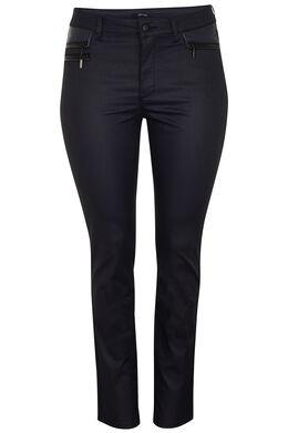 Gecoate SLIM broek, Marineblauw