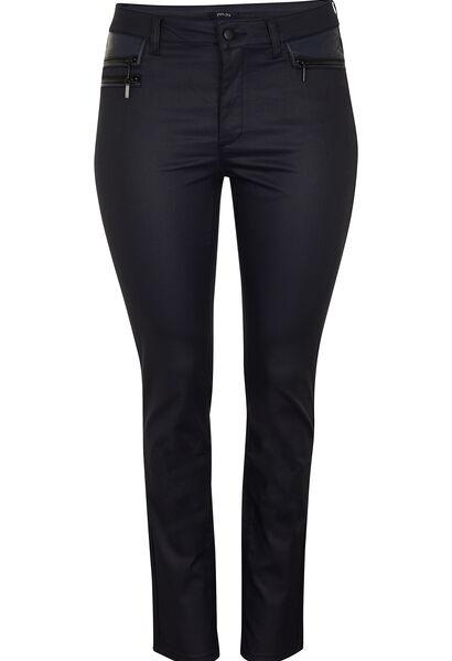 Gecoate SLIM broek - Marineblauw