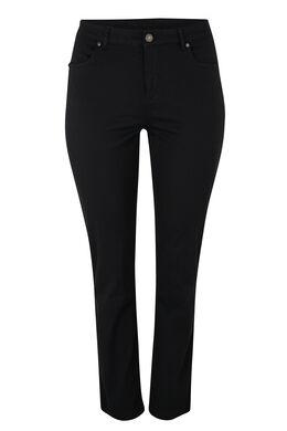 Pantalon 5 poches SLIM galbant, Noir