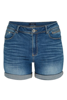 Jeansshorts, Denim