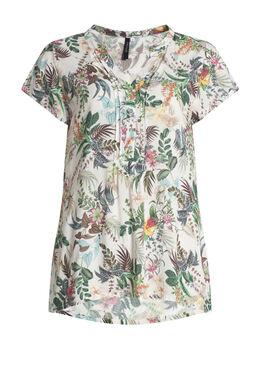 Bedrukt hemd, Multicolor