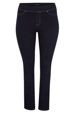 Slim jegging in jeans, Denim