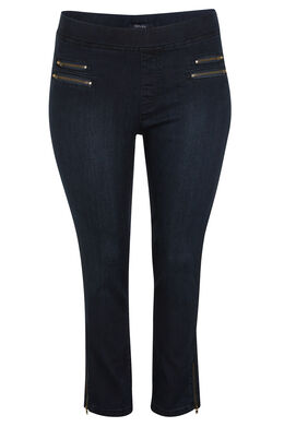7/8 jegging in jeans, Denim