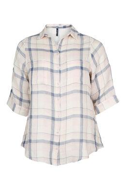 Chemise à carreaux, Blush