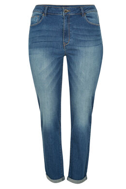 Slim jeans gescheurd effect Denim