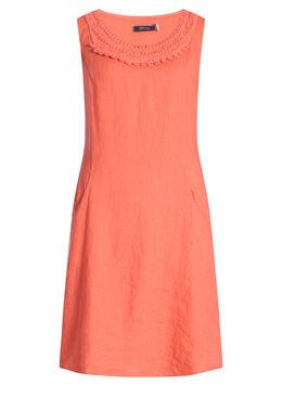Linnen jurk, Koraal