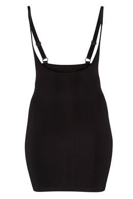 Sous-robe galbante et gainante, Noir