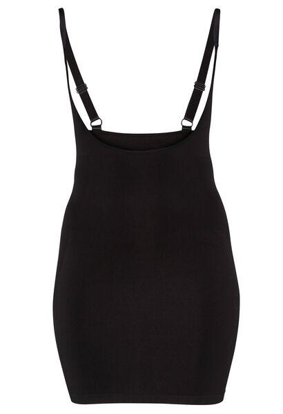 Sous-robe galbante et gainante - Noir