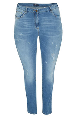 Jeans 5 poches, Denim