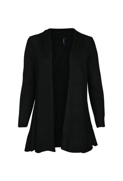 Long cardigan - Noir