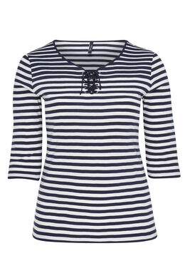 T-shirt marinière, Marine