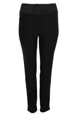 Pantalon de ville stretch, Noir