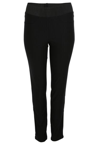 Pantalon de ville stretch - Noir