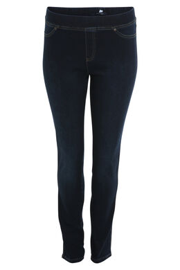 Jegging slim en jeans, Denim