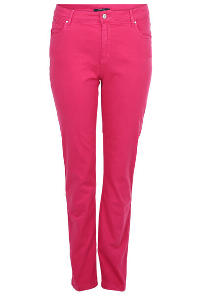 Pantalon slim magic up - Fushia