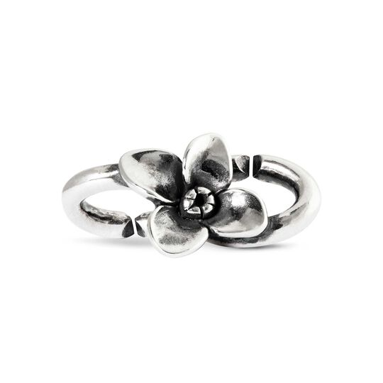 Flower, Double Silver Link