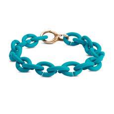 Turquoise Bronze Bracelet