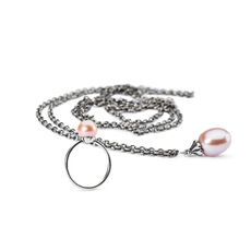 Rosa Pearl Necklace and Ring Gift Set