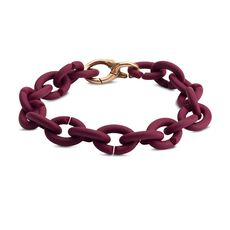 Bordeaux Bronze Bracelet