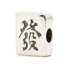 "Mahjong ""Fortune"" Bead"