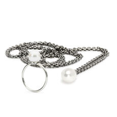 Pearl Necklace and Ring Gift Set