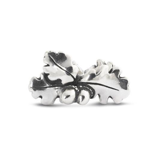Acorns, Single Silver Link