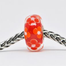 Unique Red Bead of Love