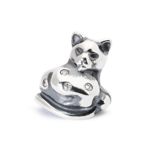 Moonlight Cat Bead