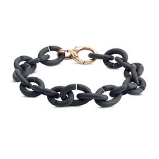 Graphite Grey Bronze Bracelet