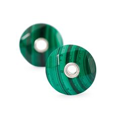 Malachite Earring Accessory