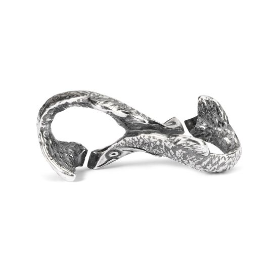 Pisces, Double Silver Link