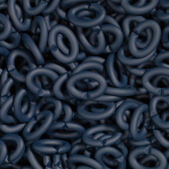 Steel Blue, Rubber X Package