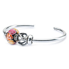 Roses of Strength Bangle